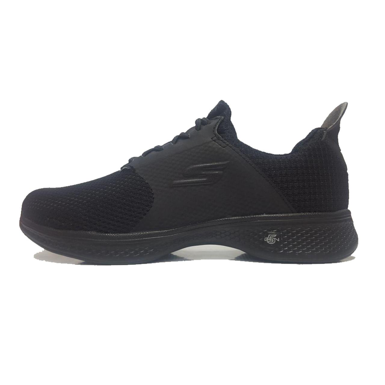 کفش مخصوص پیاده روی زنانه اسکیچرز مدل Go Walk 4-Black