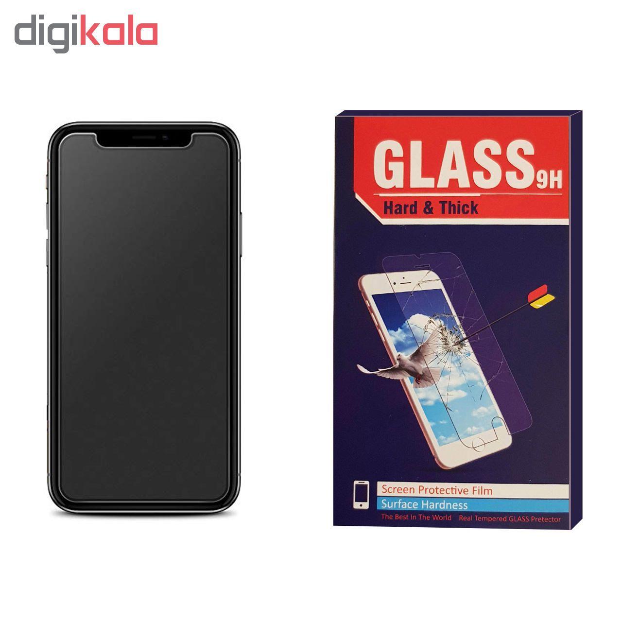 محافظ صفحه نمایش مات Hard and thick مدل F006 مناسب برای گوشی موبایل آیفون Iphone X main 1 1