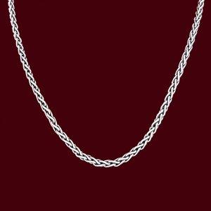زنجیر نقره زنانه مدل VZ5378