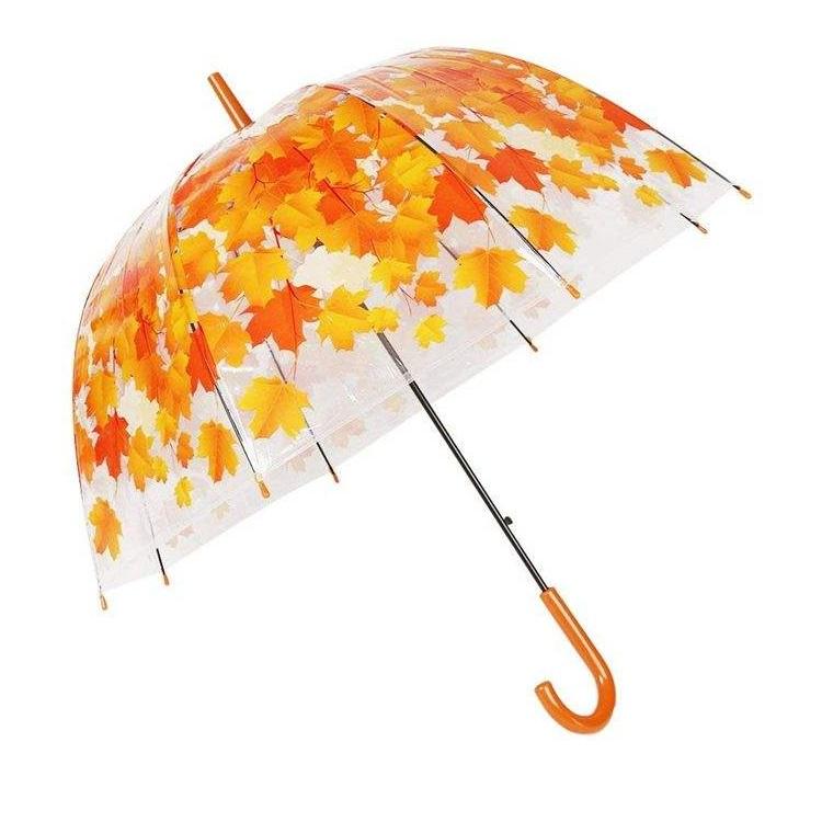 خرید                                     چتر طرح برگ پاییز مدل pa-100
