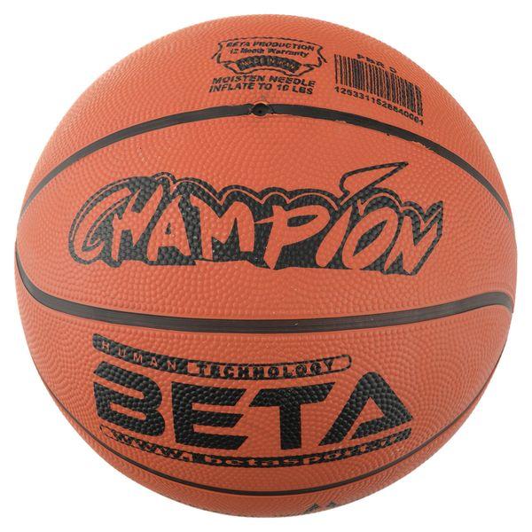 توپ بسکتبال بتا مدل PBR5 طرح Champion سایز 5