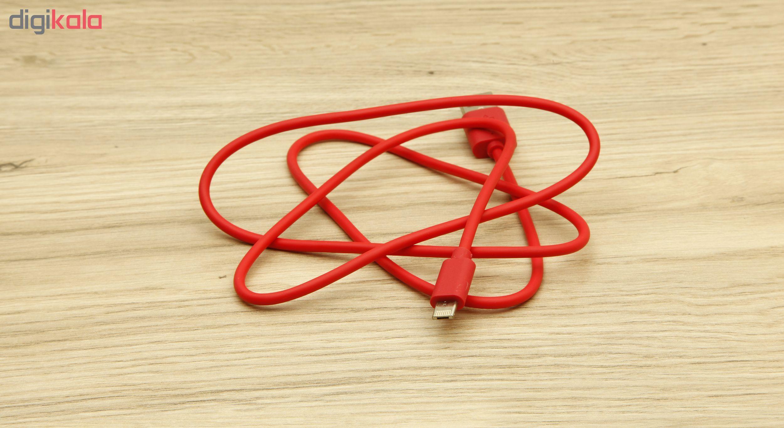 کابل تبدیل USB به لایتنینگ/microUSB ریمکس مدل PL-002i طول 1 متر main 1 3