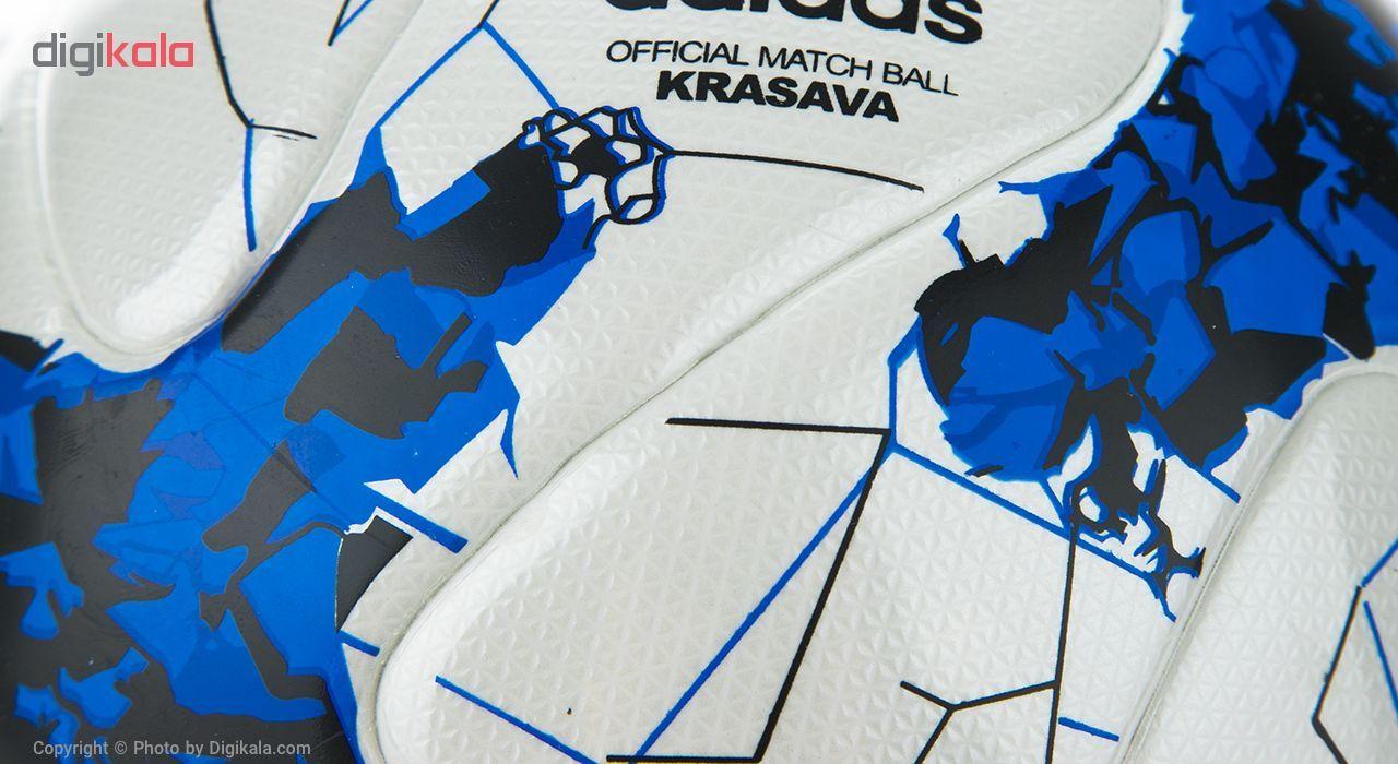 توپ فوتبال بتا مدل Krasava سایز 5 main 1 2