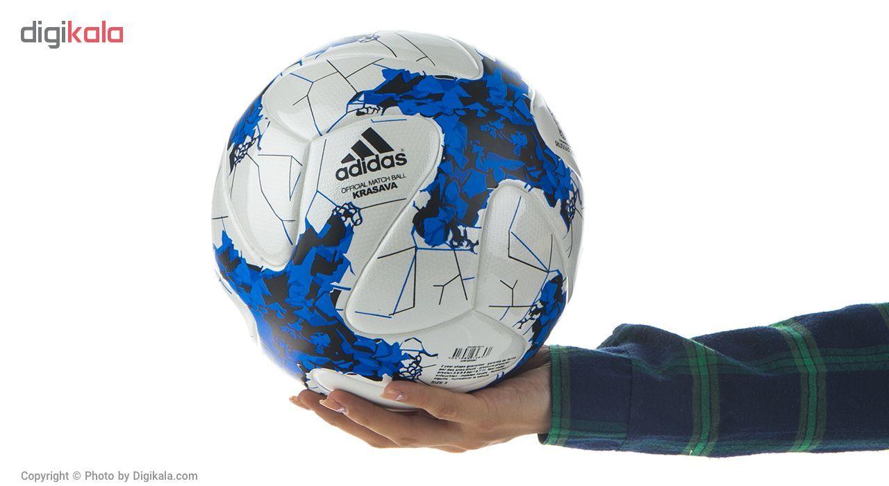 توپ فوتبال بتا مدل Krasava سایز 5 main 1 3