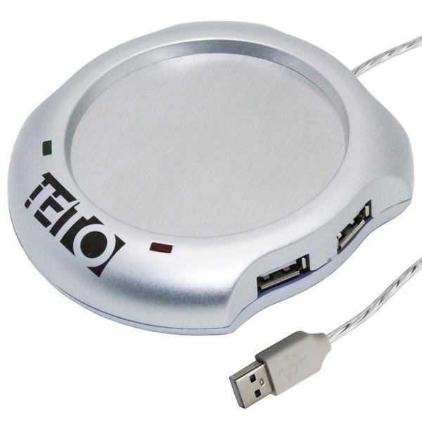 هاب 4 پورت USB 2.0 تتو مدل SD