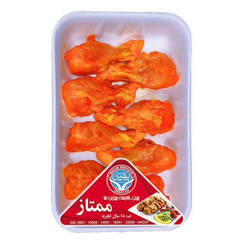 بازوی کبابی مرغ بهین پروتئین مقدار 0.9 کیلوگرم