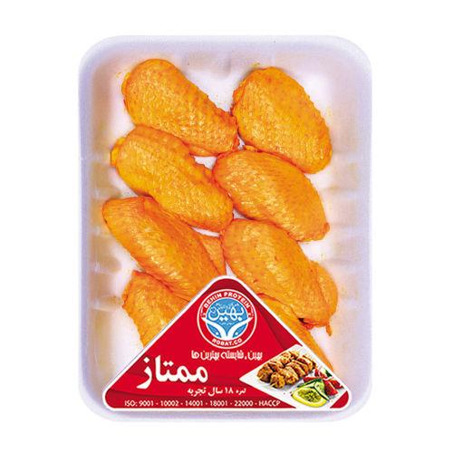 بال کبابی مرغ بهین پروتئین مقدار 0.9 کیلوگرم