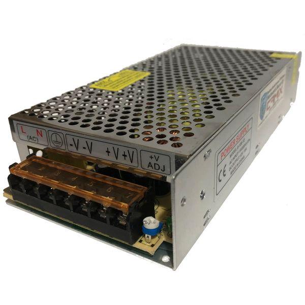 منبع تغذیه سوییچینگ مدل power120