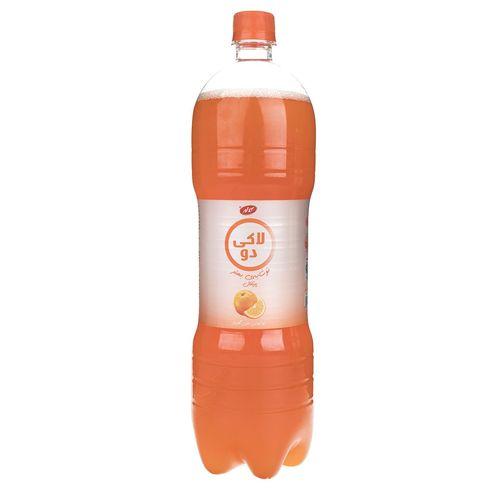 نوشابه پرتقالی کاله مدل Lucky Do مقدار 1.5 لیتر