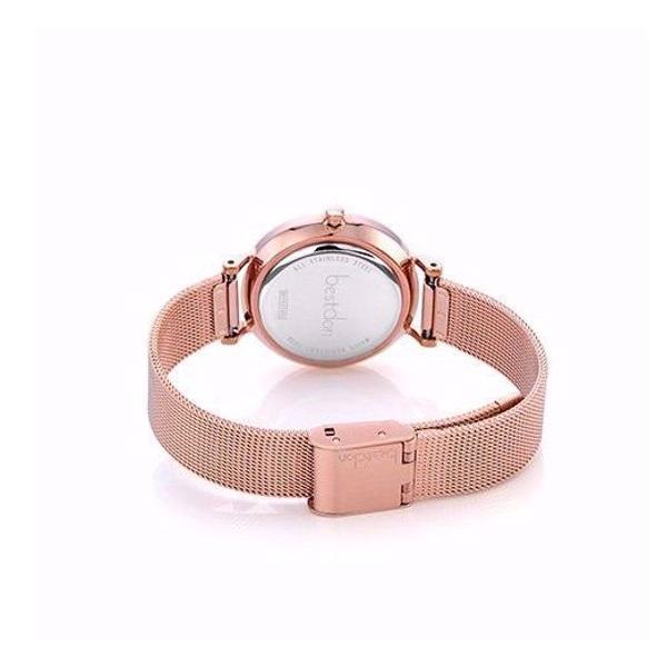 خرید و قیمت                      ساعت مچی  زنانه بستدون مدل BD99214L-06