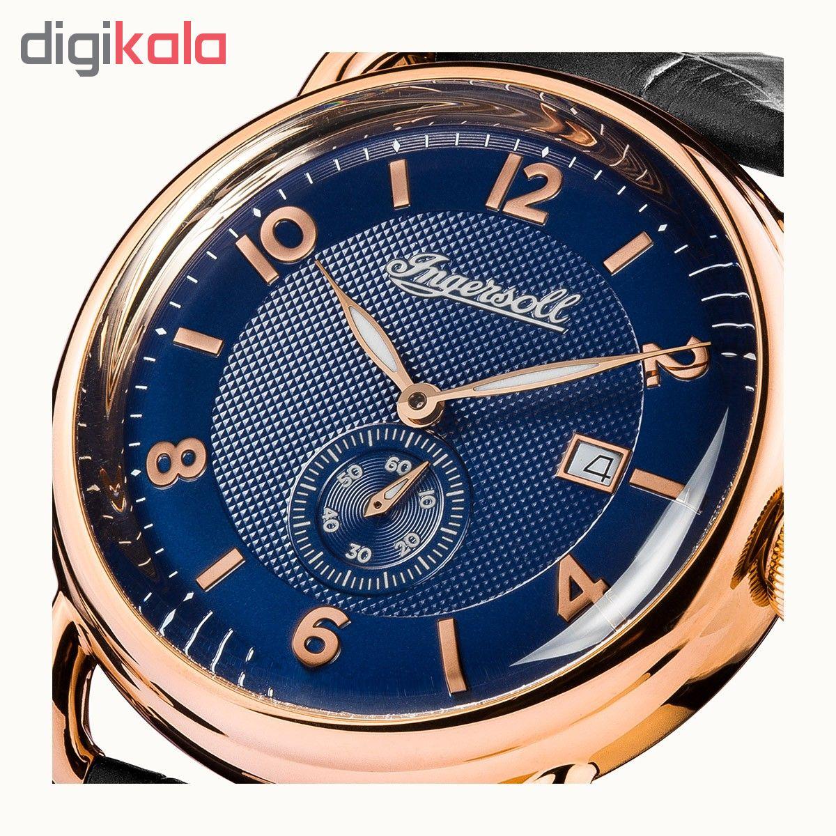 خرید ساعت مچی عقربه ای مردانه اینگرسل مدل I00804