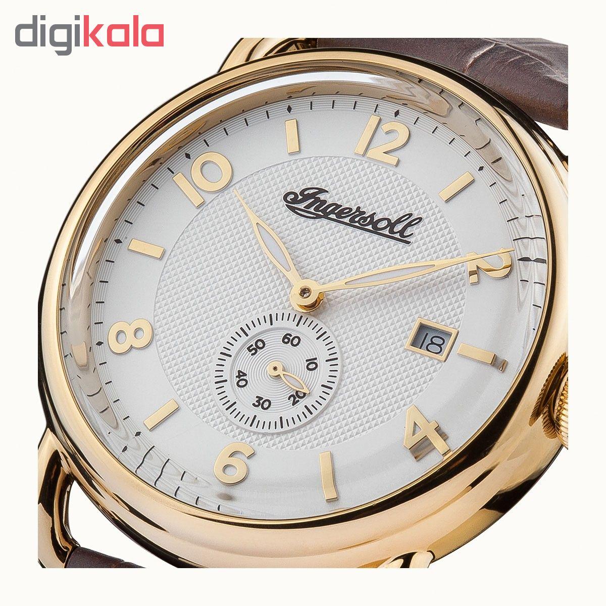 خرید ساعت مچی عقربه ای مردانه اینگرسل مدل  I00803