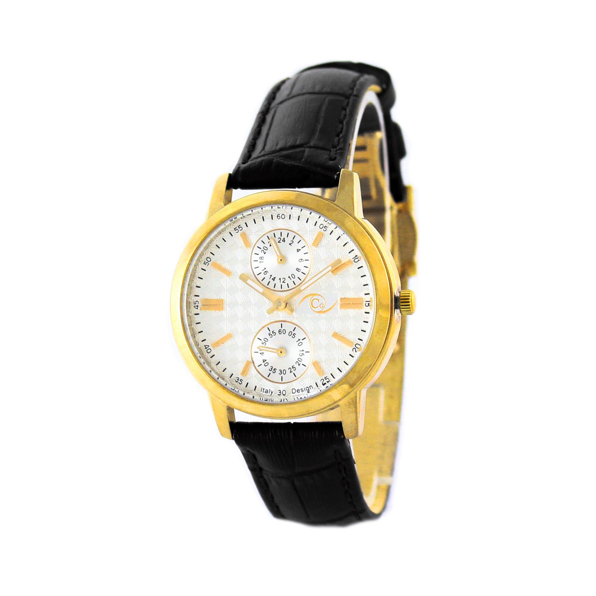 ساعت مچی عقربه ای زنانه کارلو پروجی مدل CG2018-1 24