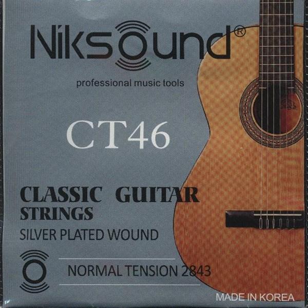 سیم گیتار کلاسیک نیک ساند مدل CT46