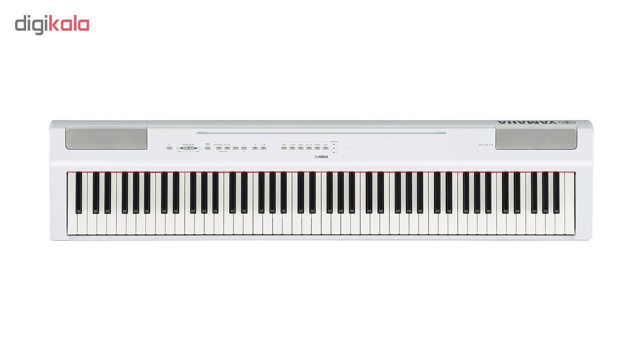 پیانو دیجیتال یاماها مدل P-125 main 1 2
