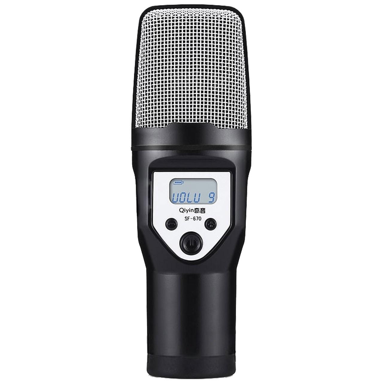میکروفون Qiyin مدل SF-670