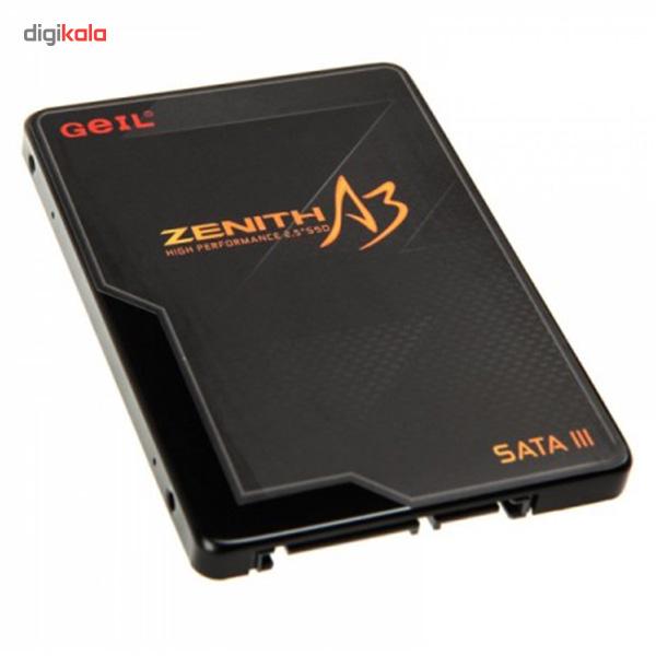 حافظه SSD گیل مدل Zenith A3 ظرفیت 120 گیگابایت
