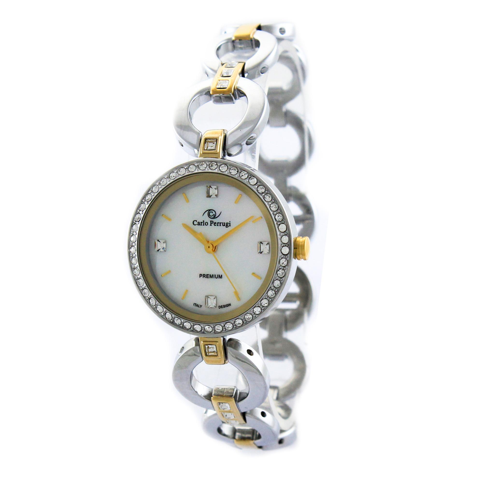 ساعت مچی عقربه ای زنانه کارلو پروجی مدل SL002010-2 29