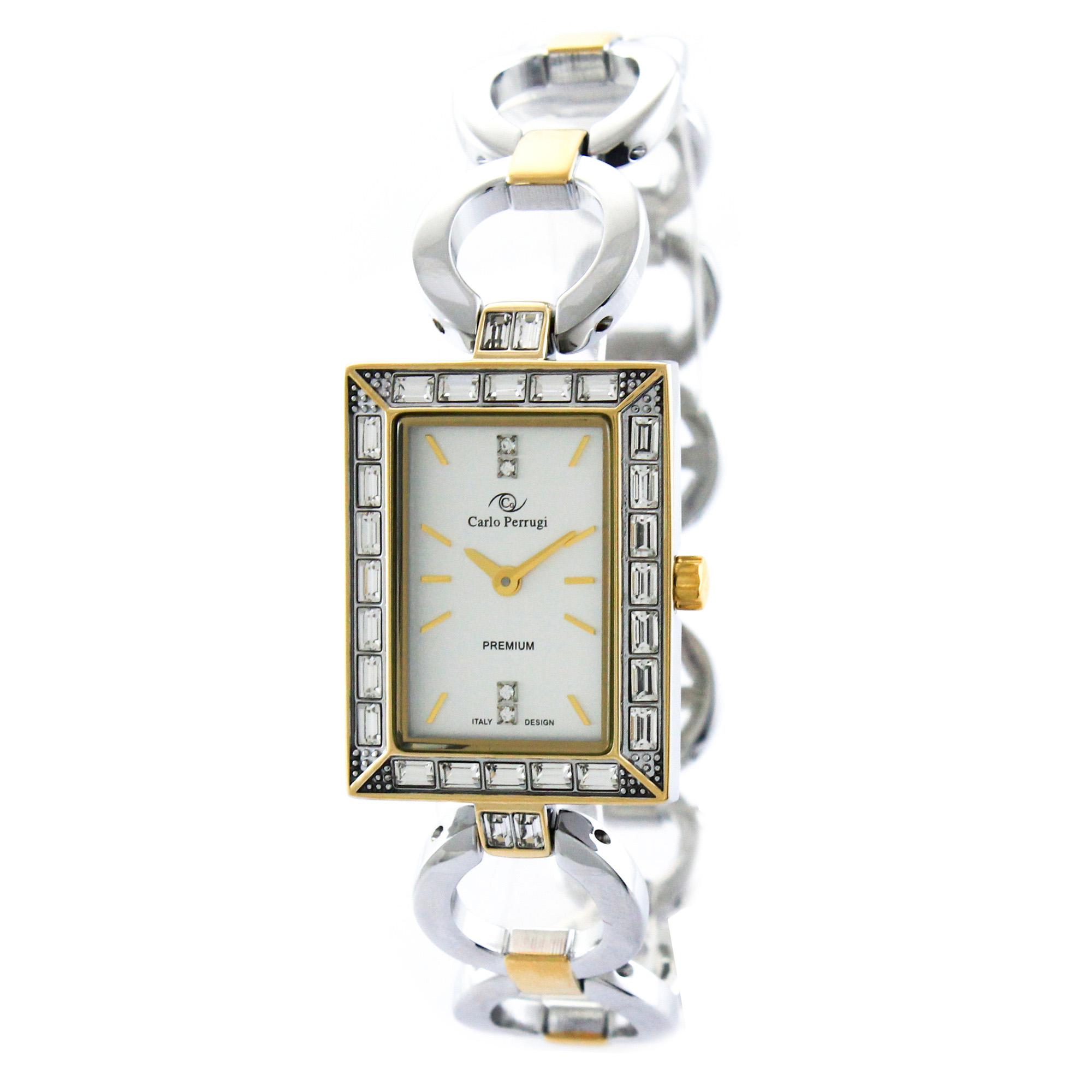 ساعت زنانه برند کارلو پروجی مدل SL002008-3