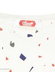 ست تی شرت و شلوارک راحتی زنانه مادر مدل 2041103-67 -  - 7