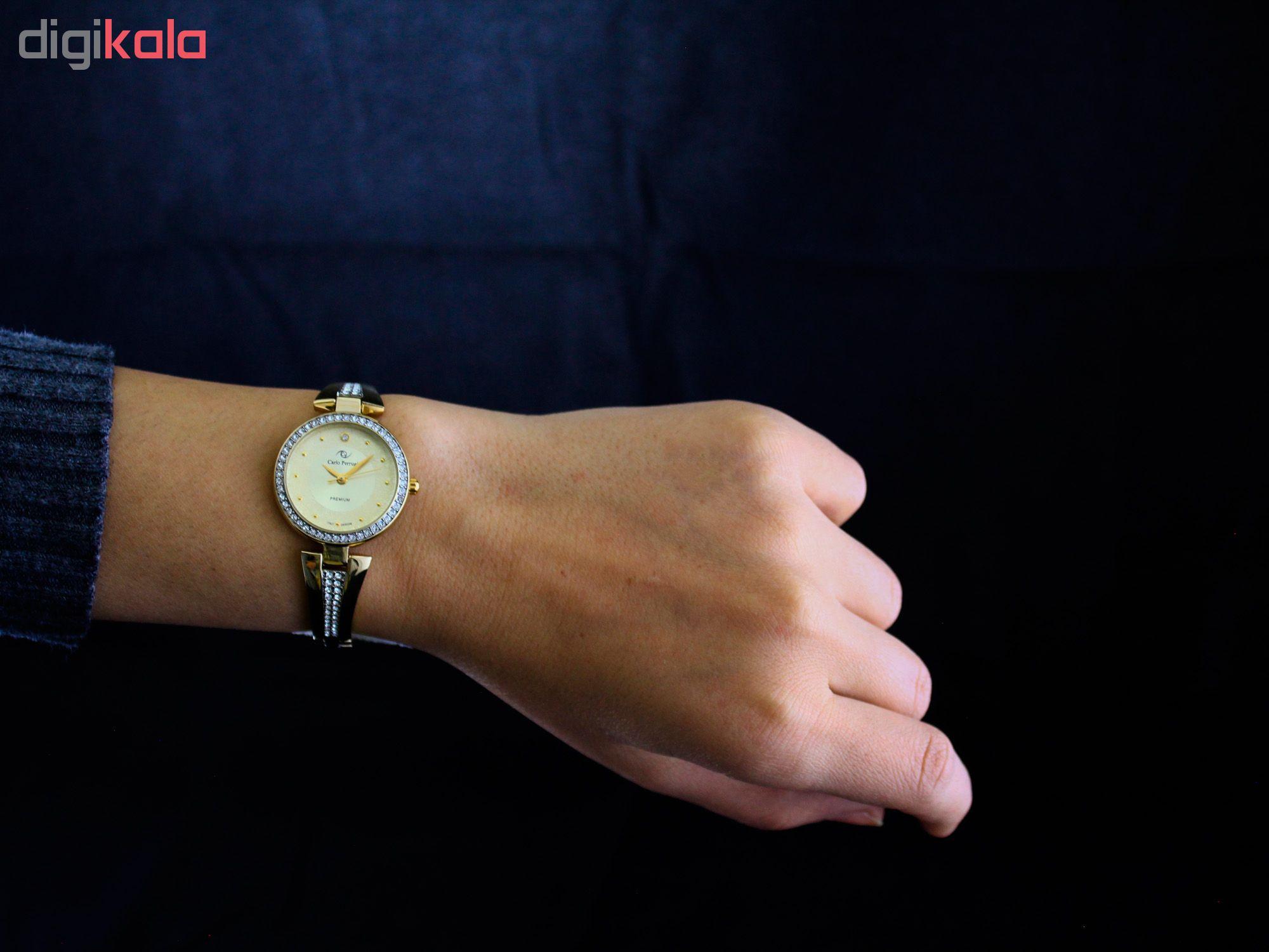 ساعت  زنانه کارلو پروجی مدل SL002002
