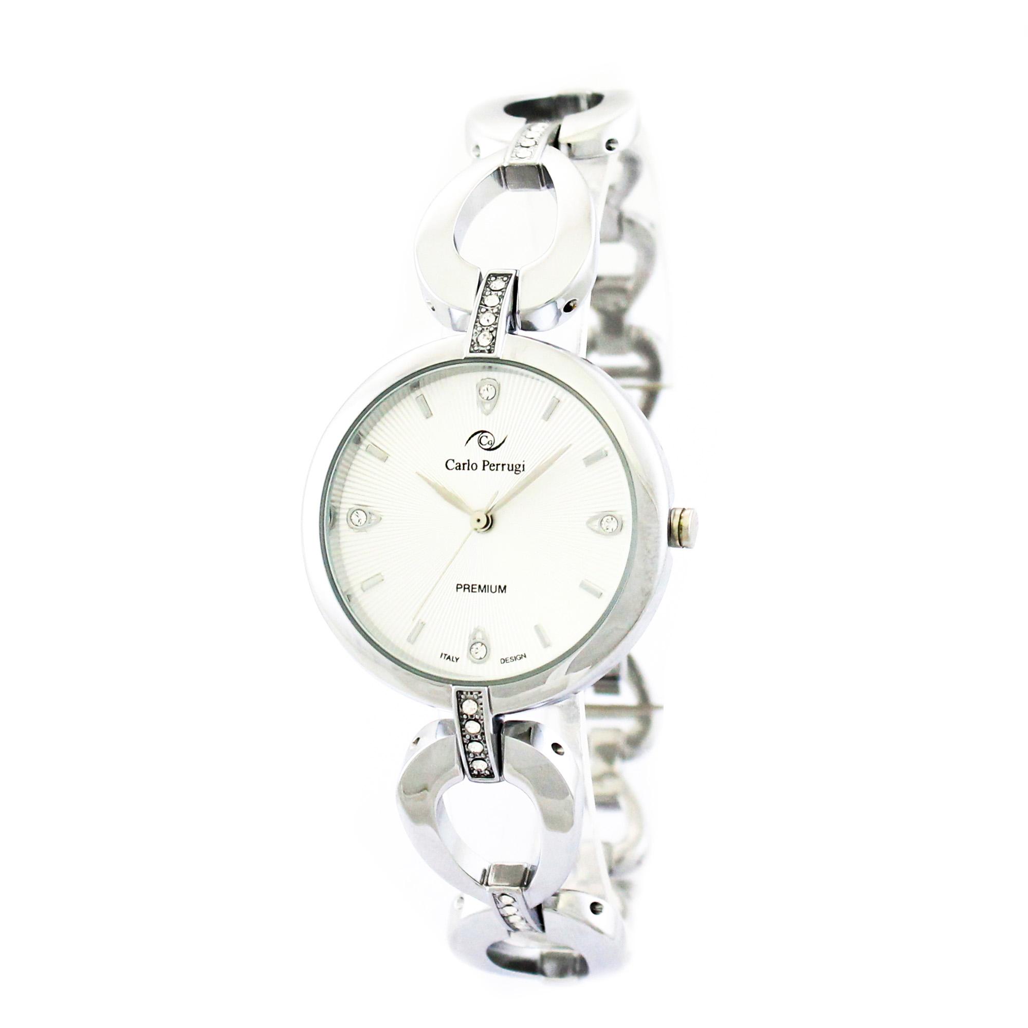 ساعت مچی عقربه ای زنانه کارلو پروجی مدل SL002012-1 10