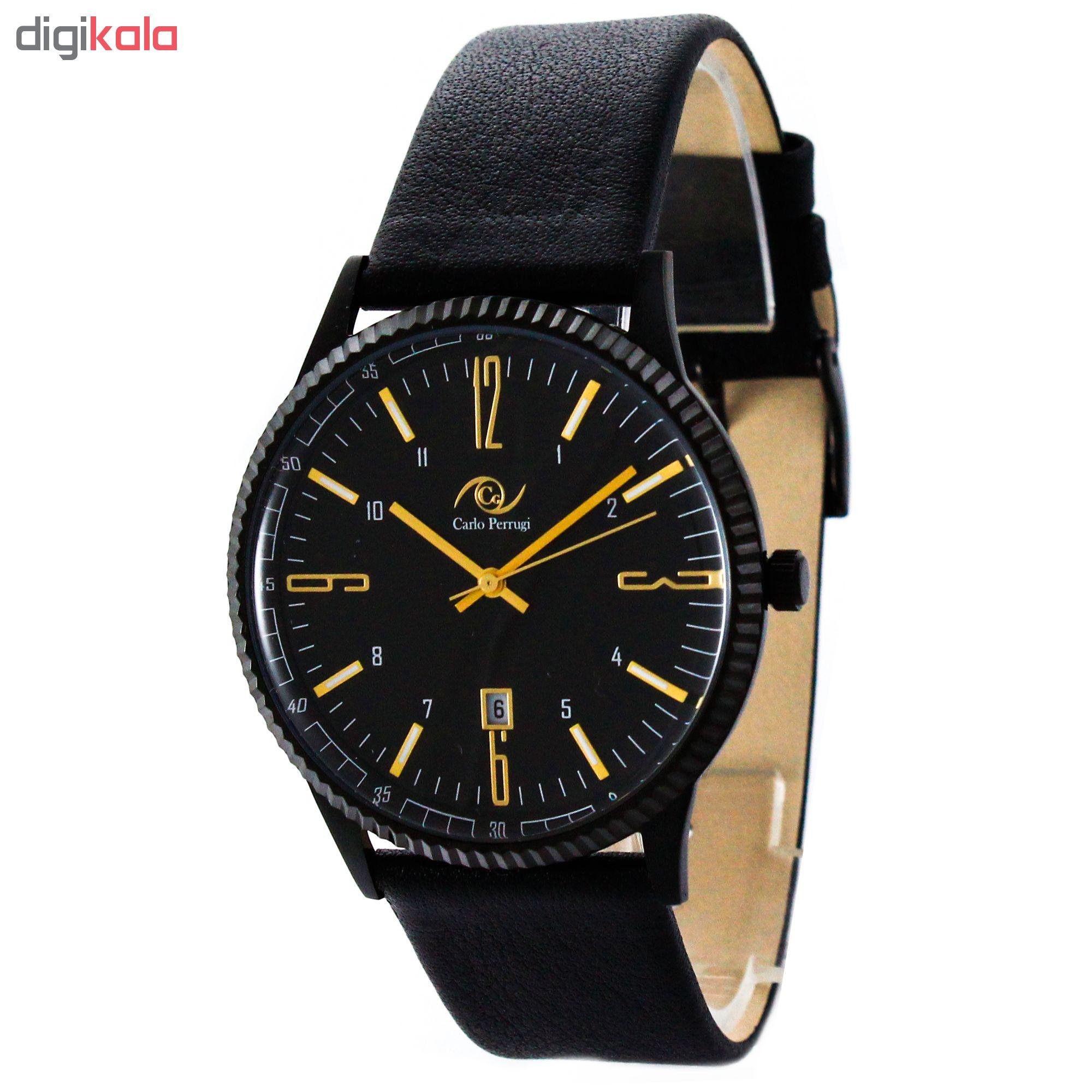 خرید ساعت مچی عقربه ای مردانه کارلو پروجی مدل CG3115