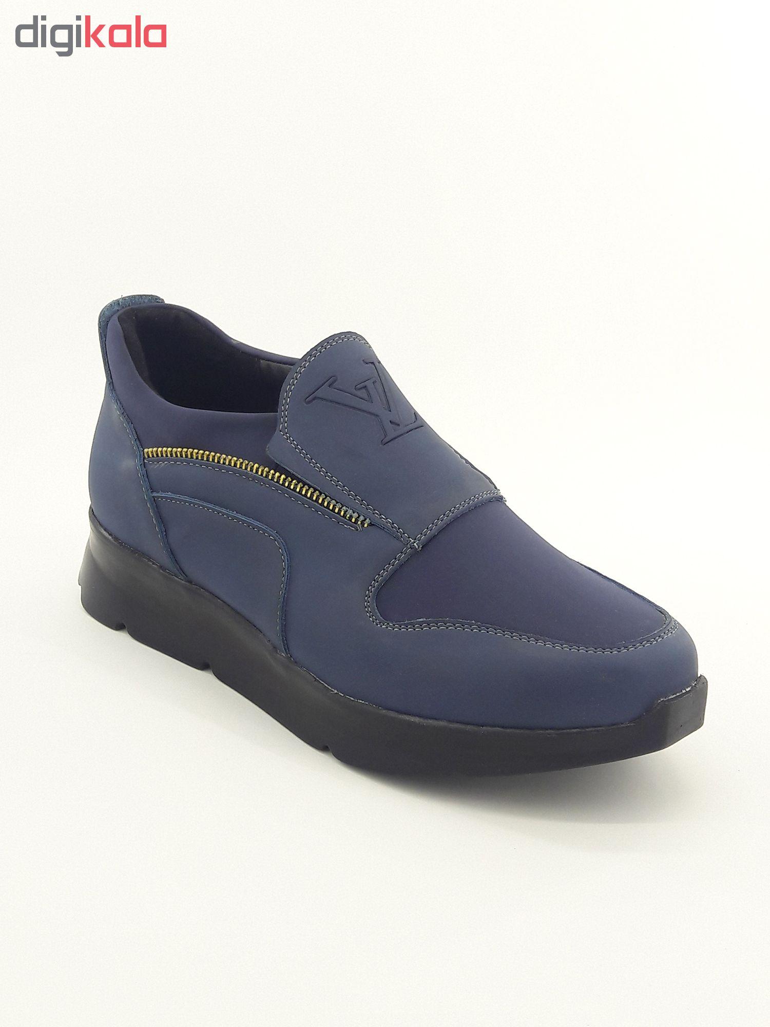 کفش راحتی مردانه مدل L nvy01