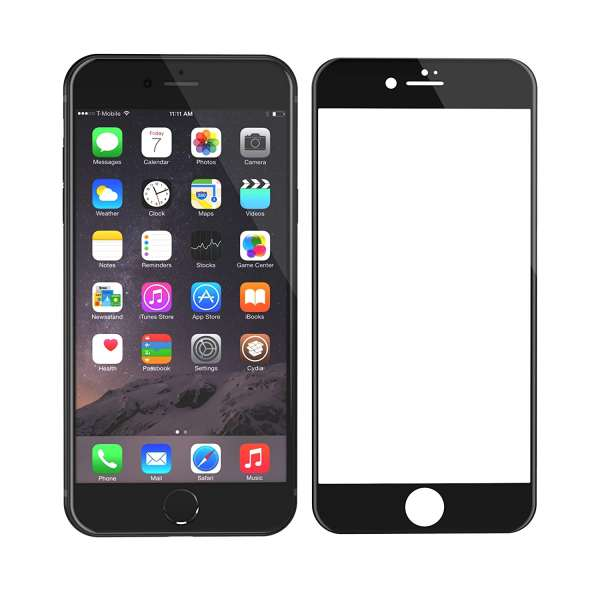 محافظ صفحه نمایش گلس مدل Soft PRO مناسب برای گوشی موبایل اپل آیفون 6/7/8