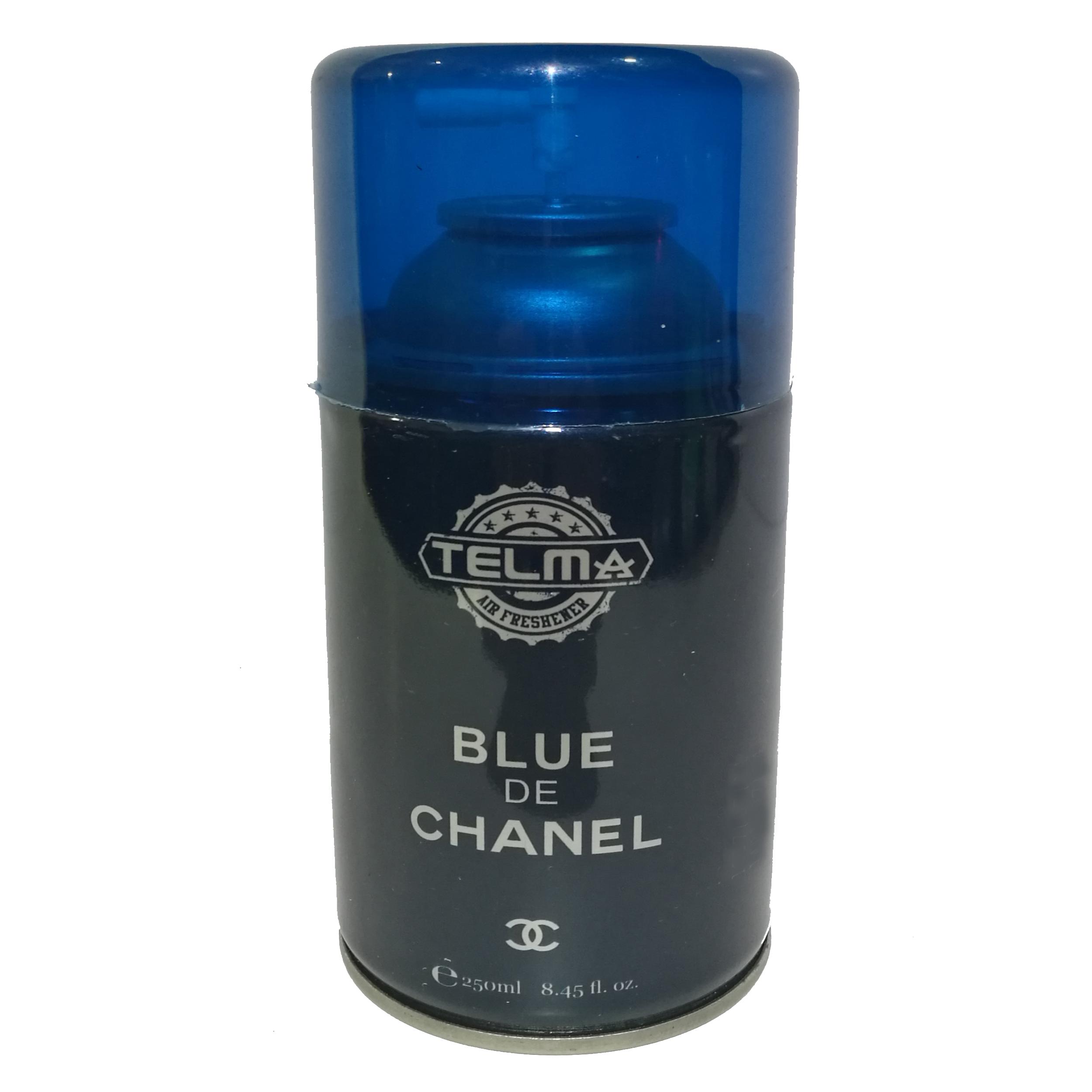 اسپری خوشبو کننده هوا تلما مدل  BLUE DE CHANEL حجم 250 میلی لیتر