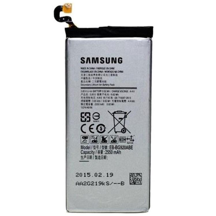 باتری موبایل سامسونگ مدل  EB-BN920ABE ظرفیت 3000 میلی آمپر ساعت مناسب گوشی سامسونگ NOTE 5