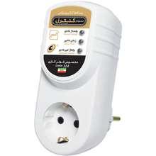 محافظ ولتاژ الکترونیکی نمودار کنترل مدل M114 مناسب کولر گازی