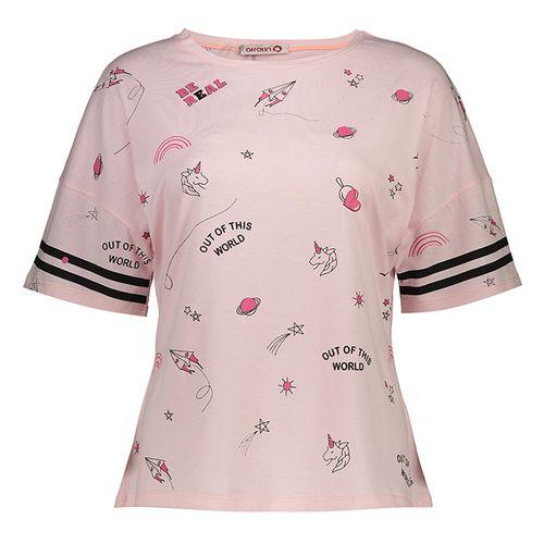 تی شرت زنانه افراتین مدل 2523s