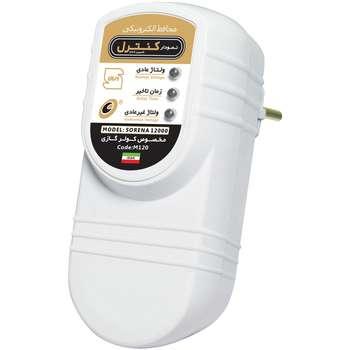 محافظ ولتاژ الکترونیکی نمودار کنترل مدل M120
