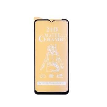 محافظ صفحه نمایش سرامیکی مدل FLCRM01st مناسب برای گوشی موبایل سامسونگ Galaxy A12