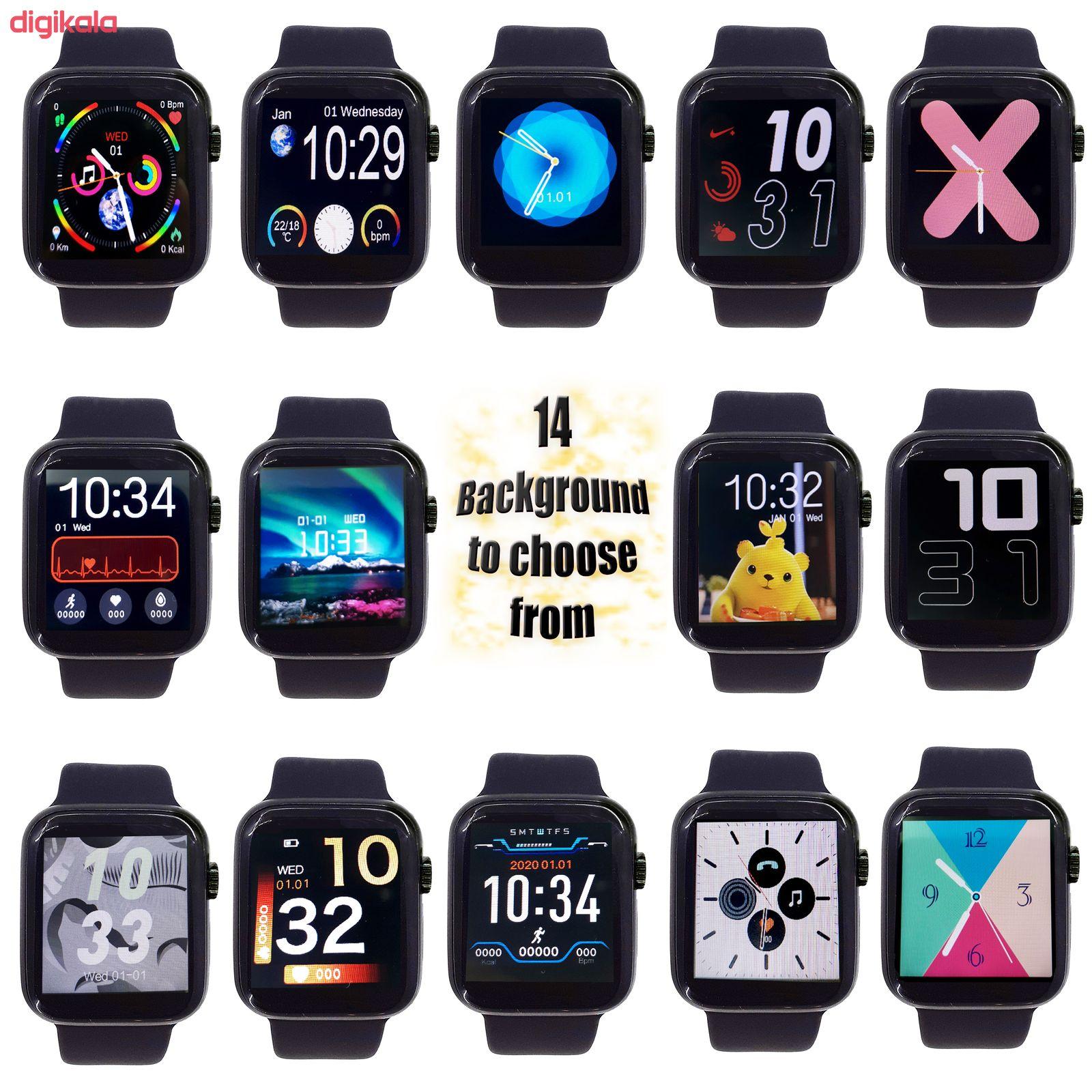 ساعت هوشمند مدل I7s main 1 3