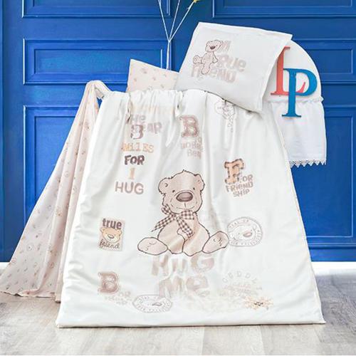 سرویس روتختی نوزادی 4 تکه  لوکا پاتیسکا مدل Bernard