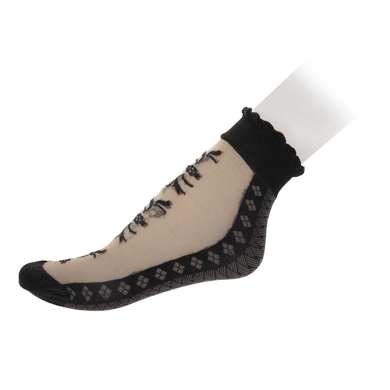 جوراب زنانه مدل SO805