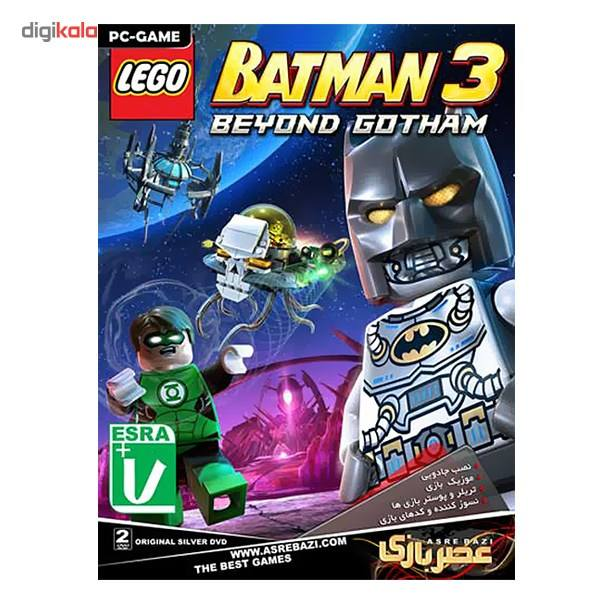 بازی کامپیوتری Lego Batman 3 Beyond Gotham  Lego Batman 3 Beyond GothamPc Game