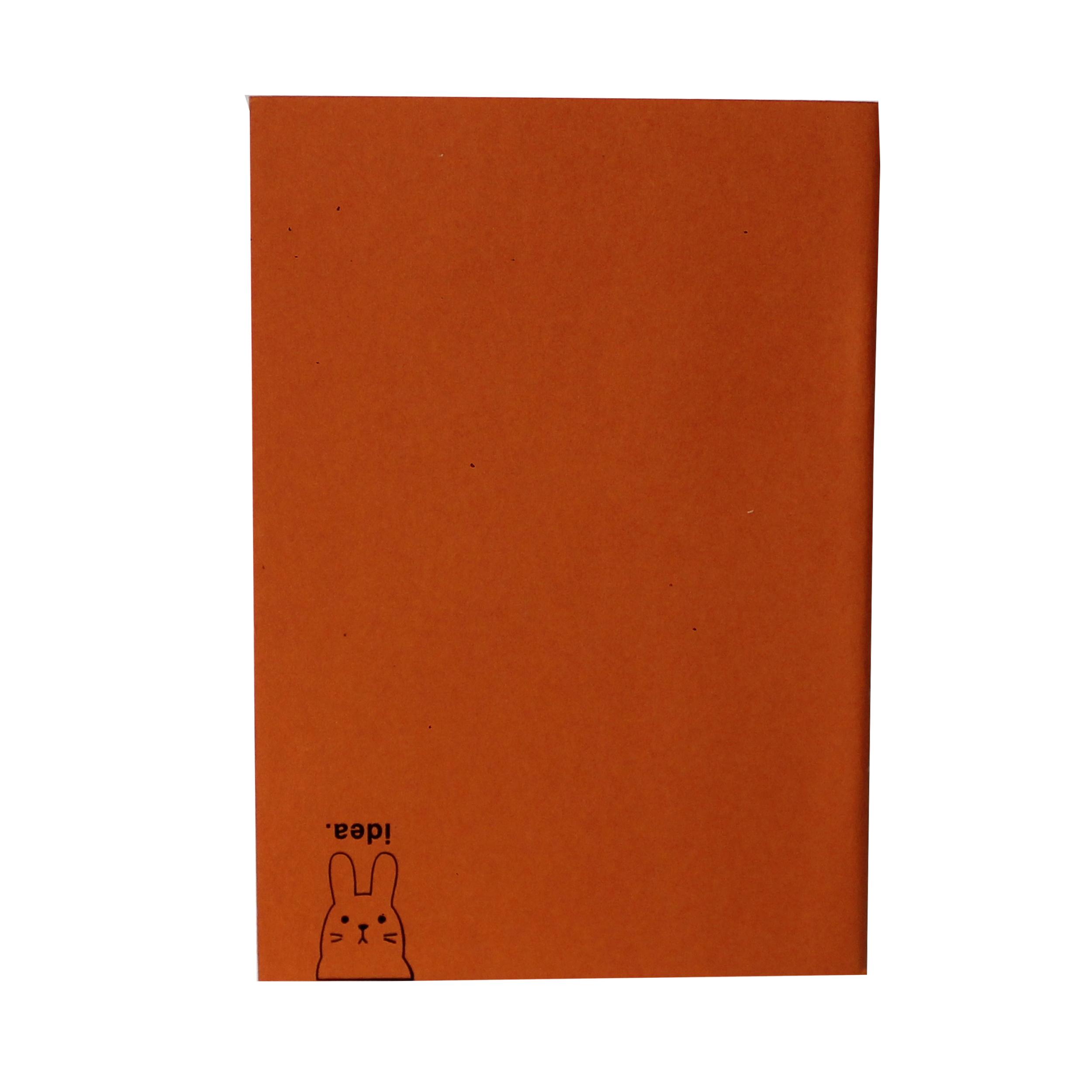 دفترچه یادداشت 24 برگ مدل 63-07