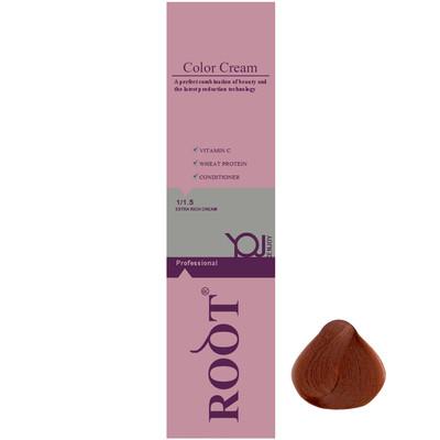 Photo of رنگ موی روت شماره 7.4 حجم 120 میلی لیتر رنگ بلوند مسی متوسط