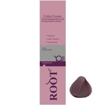رنگ موی روت شماره 7.2 حجم 120 میلی لیتر رنگ بلوند دودی متوسط
