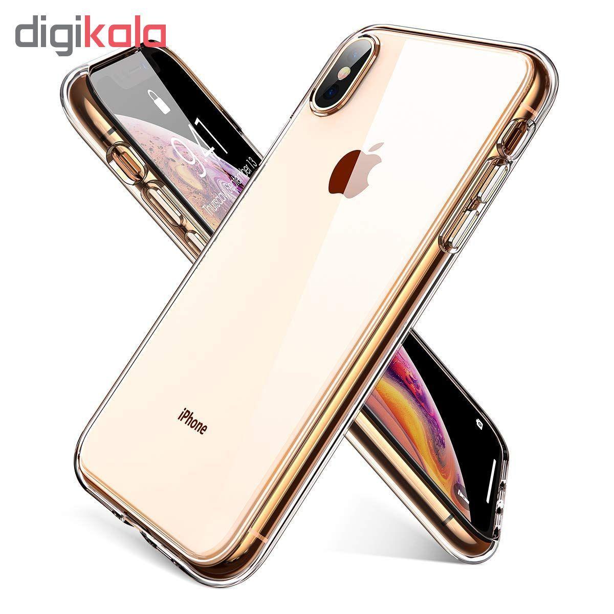 کاور آی دوژی مدل Electroplate Pc مناسب برای گوشی موبایل اپل iPhone XS Max main 1 1