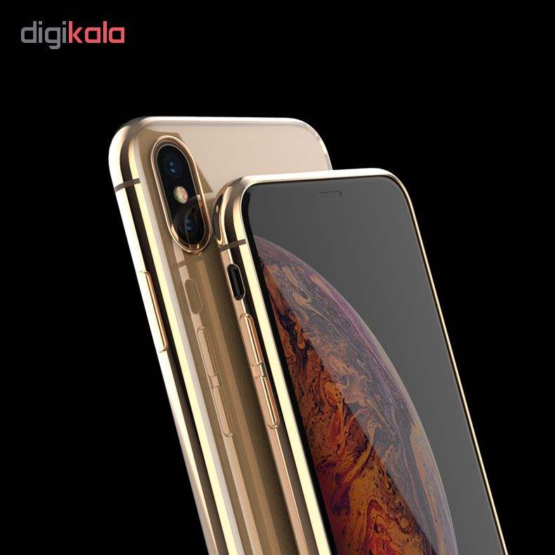 کاور آی دوژی مدل Electroplate Pc مناسب برای گوشی موبایل اپل iPhone XS Max main 1 5