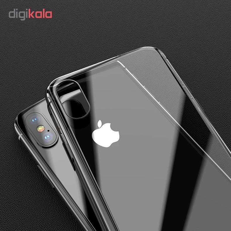 کاور آی دوژی مدل Electroplate Pc مناسب برای گوشی موبایل اپل iPhone XS Max main 1 8