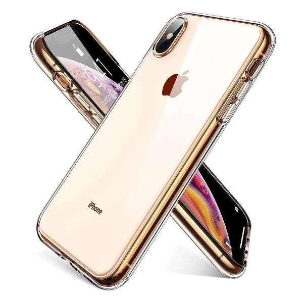 کاور آی دوژی مدل Electroplate Pc مناسب برای اپل iPhone X/XS