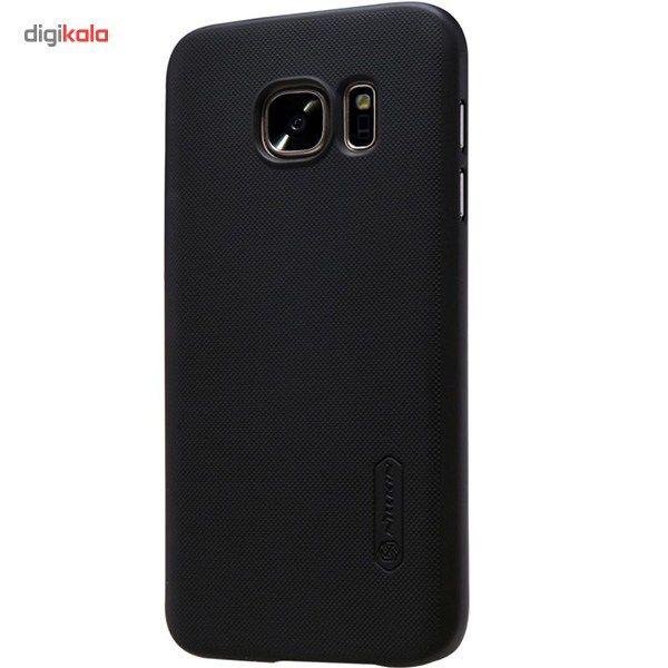 کاور نیلکین مدل Super Frosted Shield مناسب برای گوشی موبایل سامسونگ Galaxy S7 main 1 2