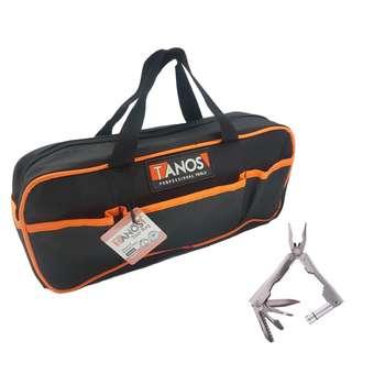 کیف ابزار تانوس مدل B2 به همراه انبر