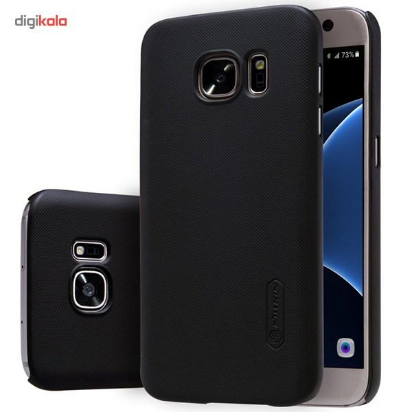 کاور نیلکین مدل Super Frosted Shield مناسب برای گوشی موبایل سامسونگ Galaxy S7 main 1 5