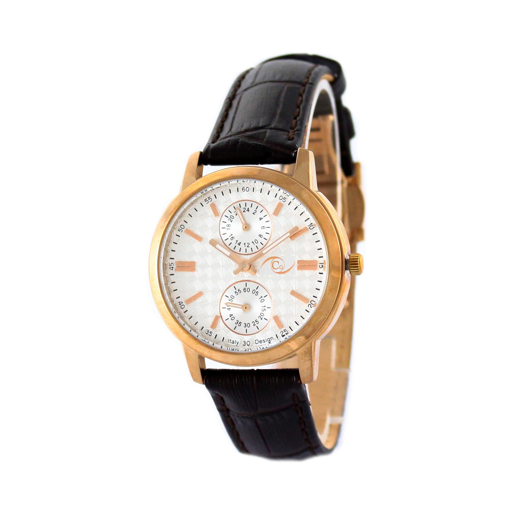 ساعت مچی عقربه ای زنانه کارلو پروجی مدل CG2018-2 31
